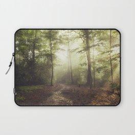 german rain forest Laptop Sleeve