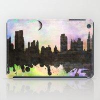 new york iPad Cases featuring new York  new York  by mark ashkenazi