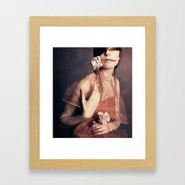 Blindness Framed Art Print