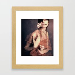 Blindness Framed Art Print