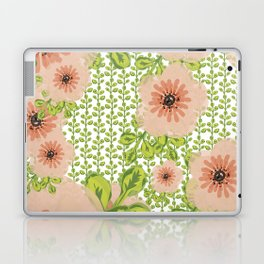 Flowers everywher Laptop & iPad Skin