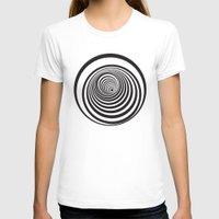 vertigo T-shirts featuring Vertigo by General Design Studio