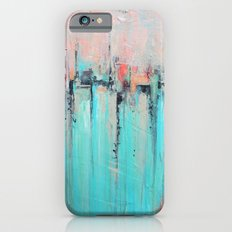 New Theory - Mixed Media Art iPhone 6 Slim Case
