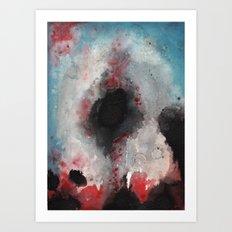 D R O W N Art Print