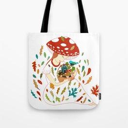 Autumn Women Tote Bag