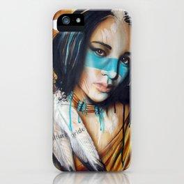 Warpaint iPhone Case