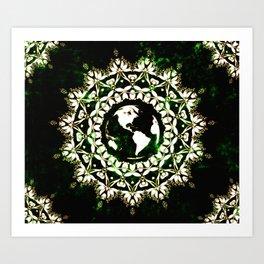 Earth Spirit Art Print