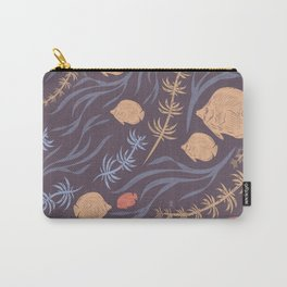 Coral Reef and Sea Creatures Carry-All Pouch