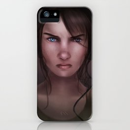 Irked iPhone Case