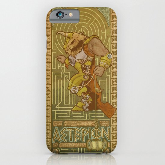 Ionic Asterion iPhone & iPod Case