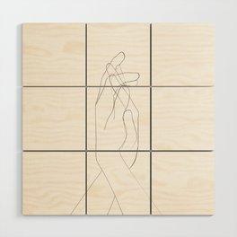 amour Wood Wall Art