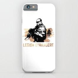 Légion Etrangère - French Legion iPhone Case