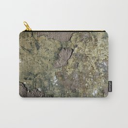 Mansion Plaster Wall 2 Carry-All Pouch