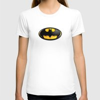 bat man T-shirts featuring BAT MAN by BeautyArtGalery
