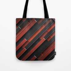 Maniac Pattern Tote Bag