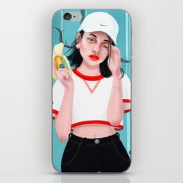 Chiquita iPhone Skin