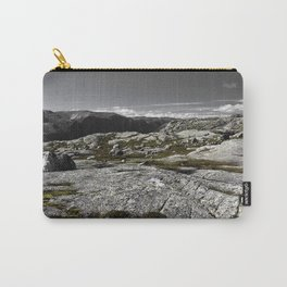 Sirdal Landscape, Norway Carry-All Pouch
