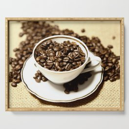 coffee cup Serving Tray