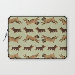 Time For a Walk Laptop Sleeve