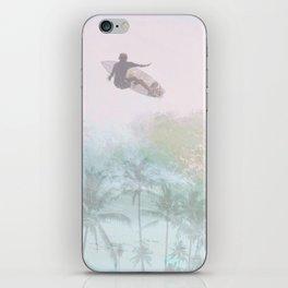 Pura Vida Surf iPhone Skin