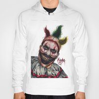 ahs Hoodies featuring Twisty-AHS No.2 by MELCHOMM