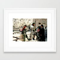 religious Framed Art Prints featuring Religious Wars by KattSnaps