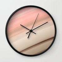 the flash Wall Clocks featuring Flash by beerreeme