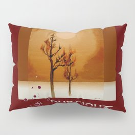 Burnout Pillow Sham