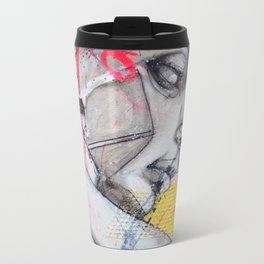 Have you Ever Hurt Someone You Loved? Metal Travel Mug