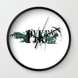 League of Legends Pyke Wall Clock