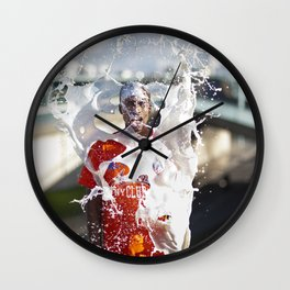 Zion Ama Dio - Le Grand Spectacle du Lait // The Grand Spectacle of the Milking Wall Clock