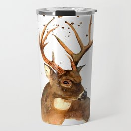 Beautiful Blitzen Travel Mug