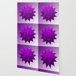 Kwan Yin's Star | Purple Flame | Compassion Wallpaper
