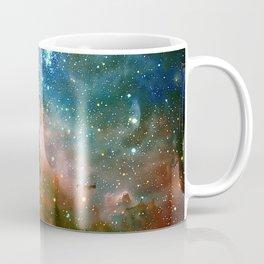Hidden Secrets of Carina Nebula Coffee Mug
