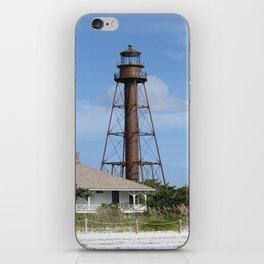 Sanibel Island Light iPhone Skin