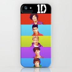 One Direction - Harry Styles, Louis Tomlinson, Niall Horan, Liam Payne & Zayn Malik Slim Case iPhone (5, 5s)