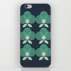 MCM Trois en Aqua iPhone Skin