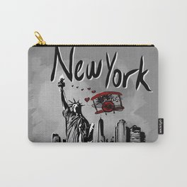 NewYork - Travel Serie Carry-All Pouch