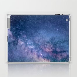 Milky Way Stars (Starry Night Sky) Laptop & iPad Skin