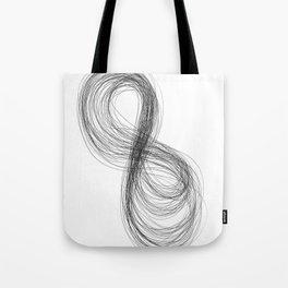 Infinity's Angel  Tote Bag
