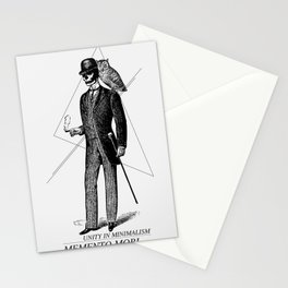 The Gentleman Stationery Cards