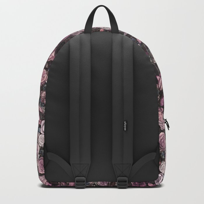 You Are The One // Floral Valentine's Heart Backpack