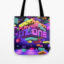 Ready Player One Tote Bag