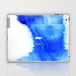blue statue Laptop & iPad Skin
