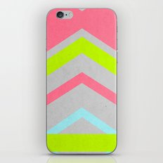 Abstract Neon iPhone & iPod Skin