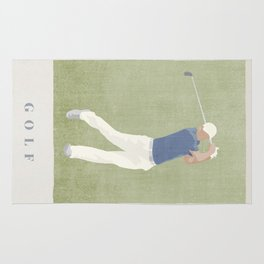 SUMMER GAMES / Golf Rug