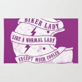 normal lady Rug