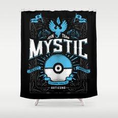 A Mystical Decision  Shower Curtain