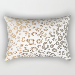 GOLD LEO Rectangular Pillow