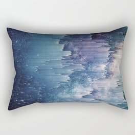 Iced Galaxy Rectangular Pillow